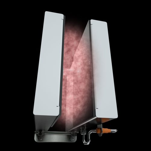 MoistScan MA600VDF particulates in between scanner